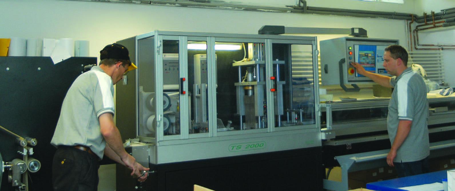 Vertikaljalousien-Automat