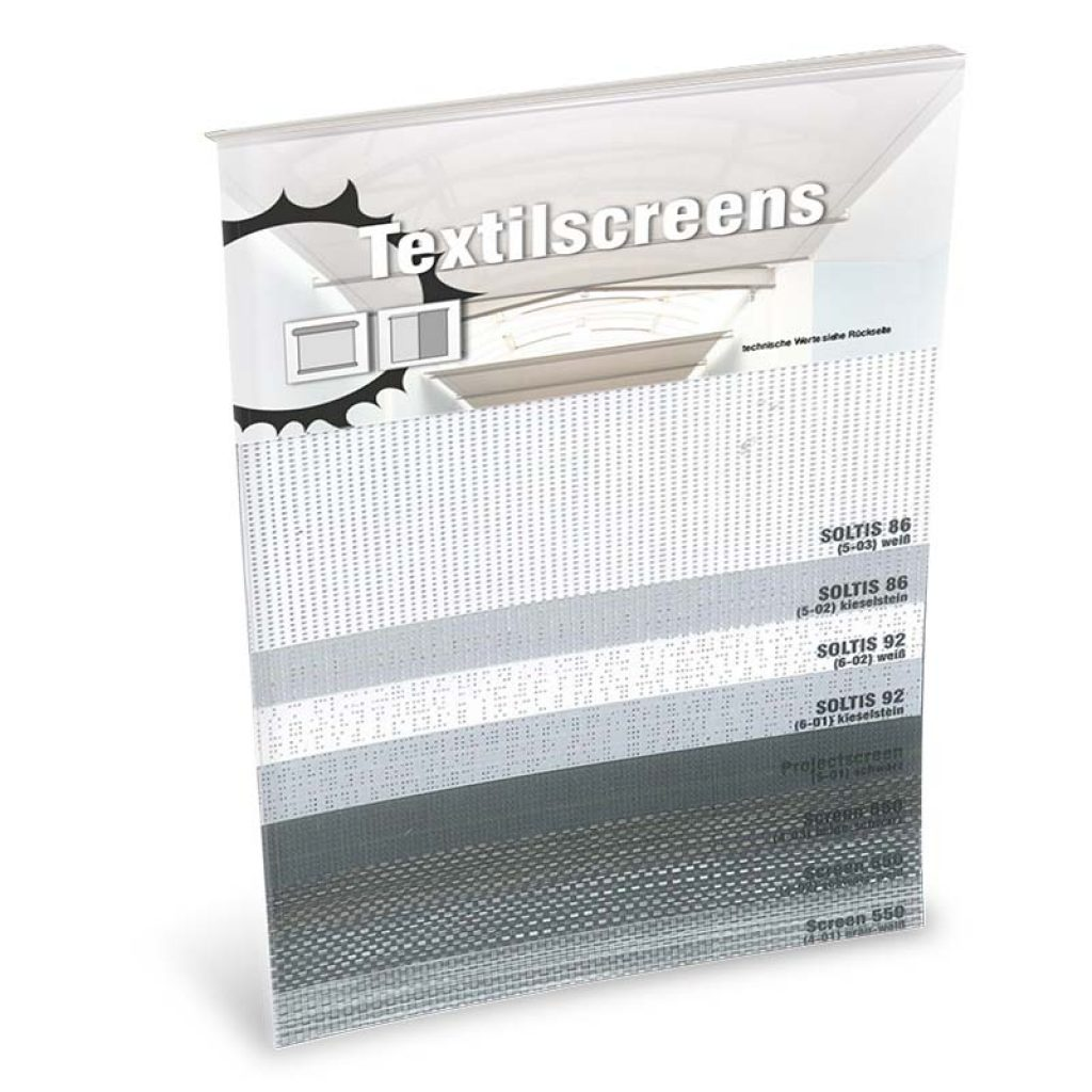Trends: Textilscreens