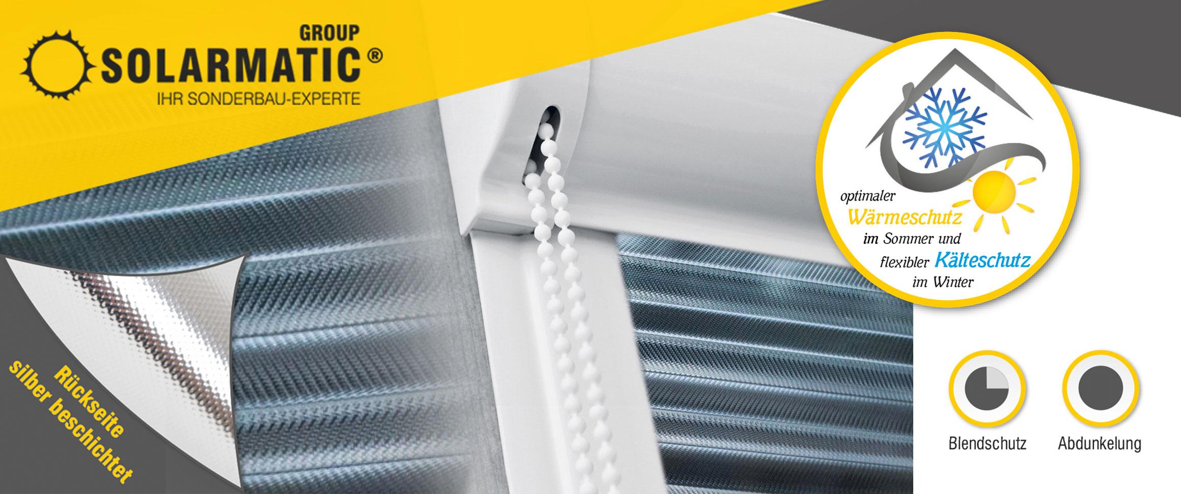 Folienrollos: Hitzeschutz im Sommer und Kälteschutz im Winter