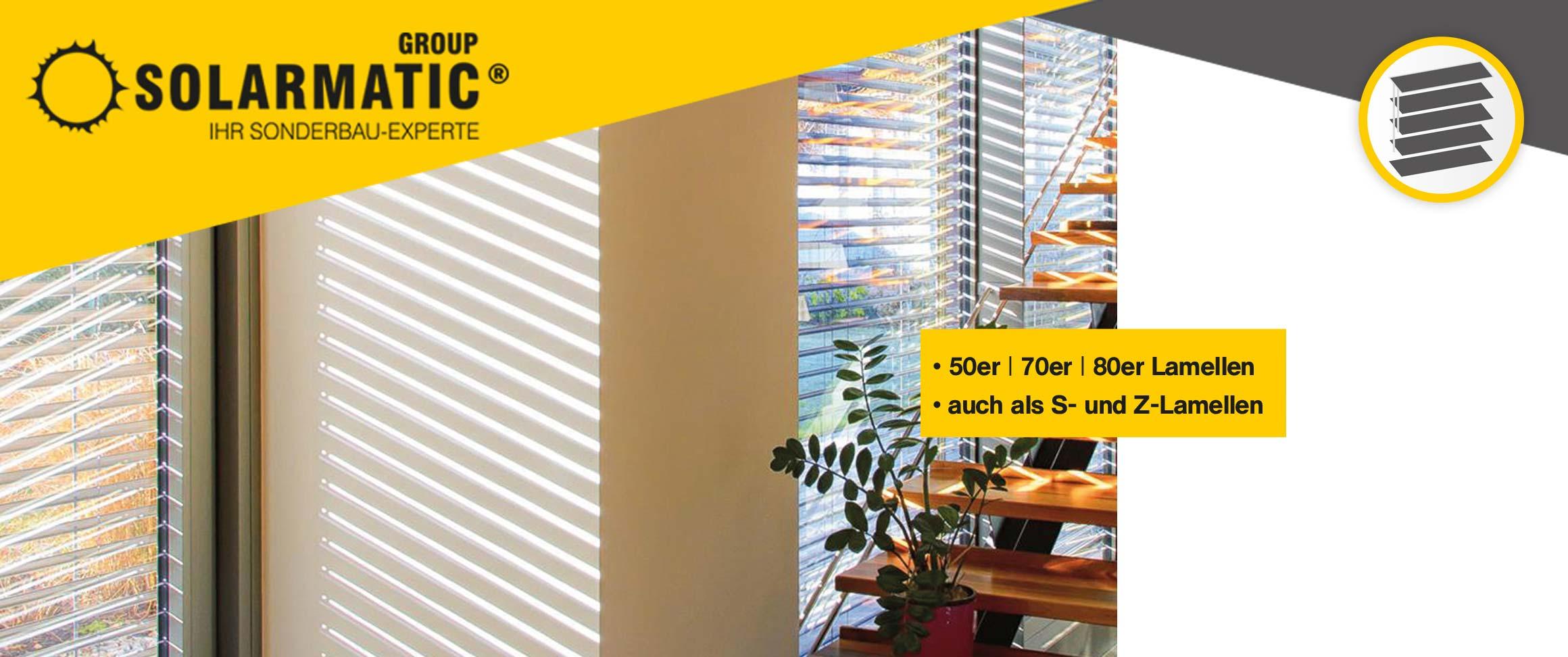 Raffstore – energetischer Sicht und Sonnenschutz für moderne Fassaden