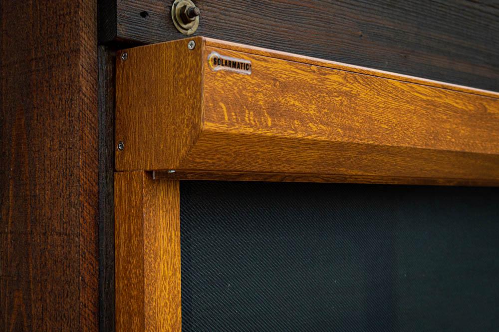 ZipScreen Holz-Dekore