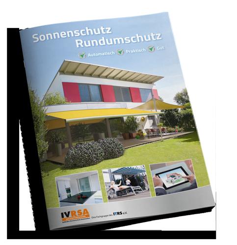 Cover: Broschüre Sonnenschutz Rundumschutz